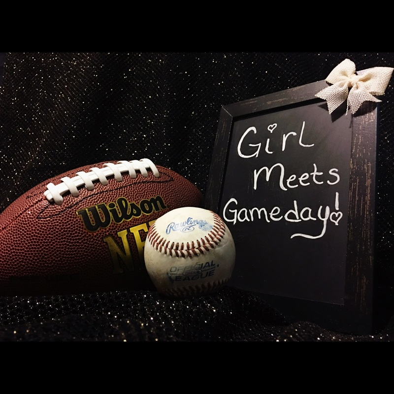 Girl Meets Gameday, Baseball, Football, Seasonal, Social Media, Blog, Sports Blog, Female Sports Blog